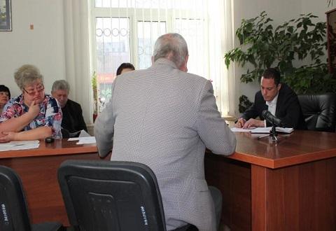 Городской голова г. Каменское провел прием граждан Днепродзержинск