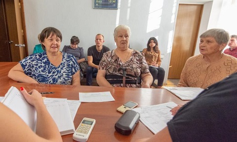 В Каменском мэр города провел прием граждан Днепродзержинск