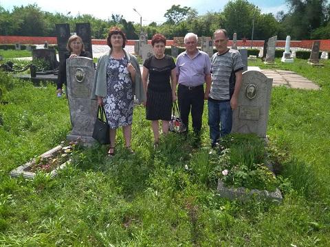 Память погибших коллег почтили ветераны пожарной охраны г. Каменское Днепродзержинск
