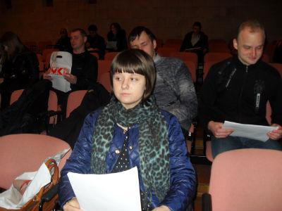 Инновационный форум на Дзержинке Днепродзержинск