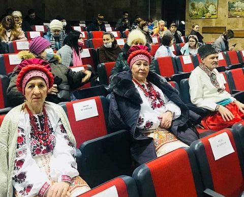В Каменском провели праздничное мероприятие «Шевченко объединяет» Днепродзержинск