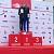 Каменчанин победил на полумарафонской дистанции в Запорожье