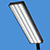 Для безопасности жителей Каменского на левом берегу устанавливают наружное освещение
