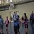 В Каменском «Дети против родителей» провели гандбольное шоу
