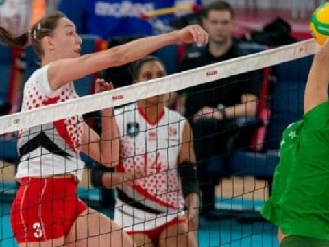 Каменские волейболистки ведут подготовку к ответному матчу против «Химика» Днепродзержинск