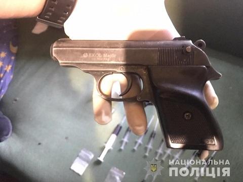 В Каменском провели задержание сбытчика наркотиков  Днепродзержинск