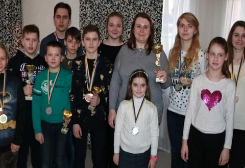Спортсмены Каменского с высокими результатами вернулись с чемпионата Украины Днепродзержинск