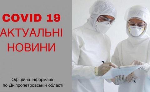 В Каменском антирекорд заболевания Covid-19 за сутки Днепродзержинск