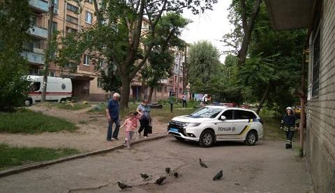 Экстренный вызов служб в Каменском помог предотвратить взрыв бытового газа Днепродзержинск