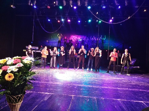 В Каменском завершили сорок первый театральный сезон Днепродзержинск
