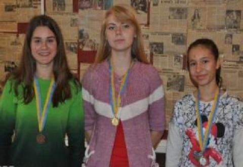 В г. Каменское прошел чемпионат города по шашкам Днепродзержинск