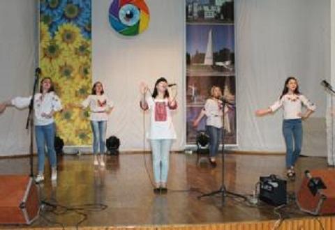 Фестиваль «Студенческая весна» стартовал в Каменском Днепродзержинск