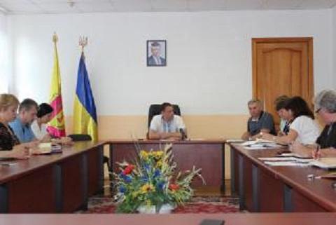 В Каменском провели заседание рабочей группы по подготовке Дня города Днепродзержинск