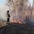 Каменские спасатели предотвратили распространение огня