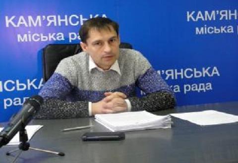 В Каменском прошел брифинг секретаря горсовета по вопросам очередной сессии Днепродзержинск