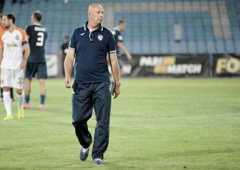 «Сталь» расстается с основным тренером-иностранцем