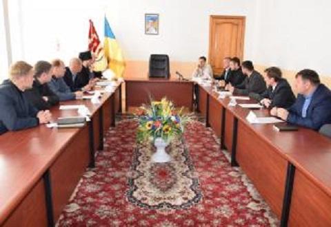 В Каменском заседал Духовный совет Днепродзержинск