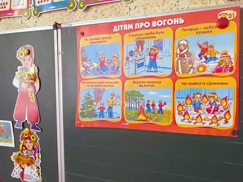 Спасатели г. Каменское организовали для детей познавательное мероприятие Днепродзержинск