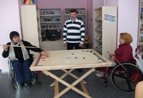 Спортсмены г. Каменское с особенными потребностями провели соревнования Днепродзержинск