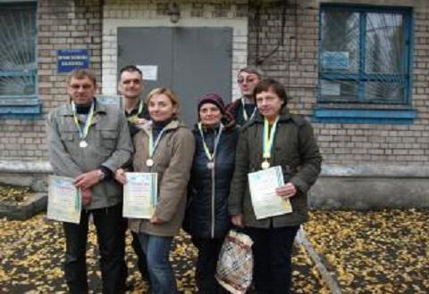 «Инваспорт» г. Каменское провел состязания шахматистов Днепродзержинск