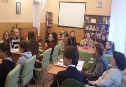 Молодежный совет Каменского инициировал проведение в городе конкурса эссе на английском языке Днепродзержинск