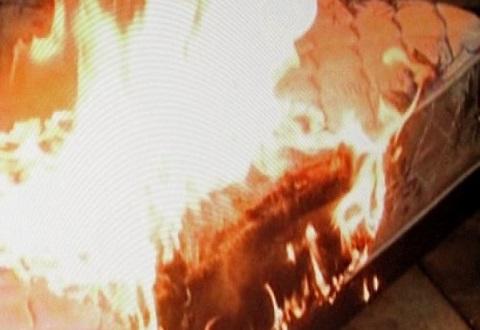Пожарные г. Каменское за сутки ликвидировали 4 пожара Днепродзержинск