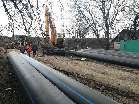 «Каменской горводоканал» ДОР» приступил к реализации инвестиционной программы Днепродзержинск