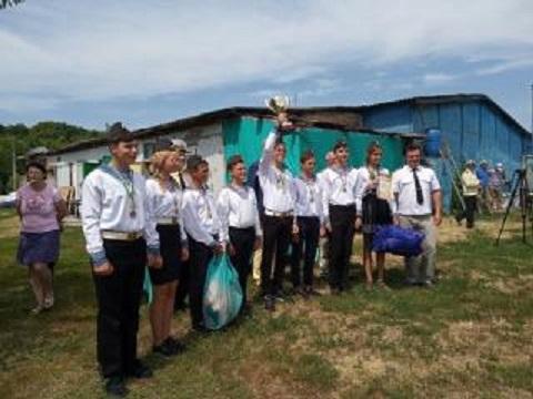 Флотилия юных моряков г. Каменское стала лучшей в стране Днепродзержинск