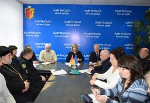 В Каменском совещались по вопросам подготовки к празднованию Пасхи Днепродзержинск