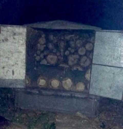 У жителя г. Каменское правоохранители изъяли незаконный груз  Днепродзержинск