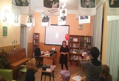 Каменский клуб любителей интеллектуального кино отметил день рождения Днепродзержинск