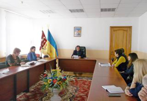 О выделении положенных земельных участков говорили в г. Каменское Днепродзержинск