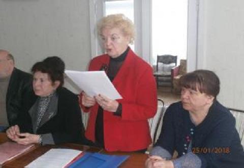 В Каменском прошел пленум ветеранов Днепродзержинск