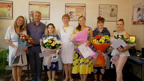 В Каменском на День города родилось пять малышей Днепродзержинск