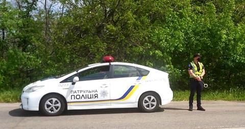 В Каменском проходит неделя безопасности дорожного движения Днепродзержинск