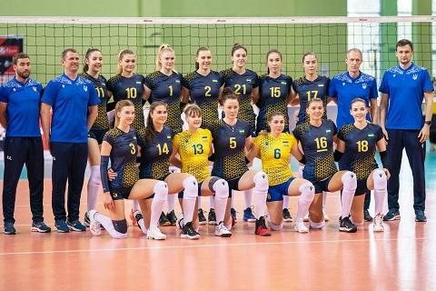 Каменчанки в составе обновлённой сборной страны проведут игры «Золотой Евролиги» Днепродзержинск