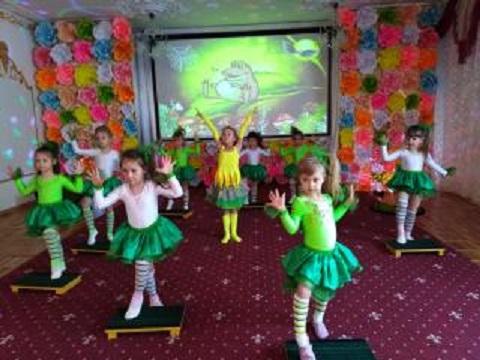 В ДУЗ № 31 г. Каменское прошла презентация музыкального представления «Ритмы наших сердец» Днепродзержинск