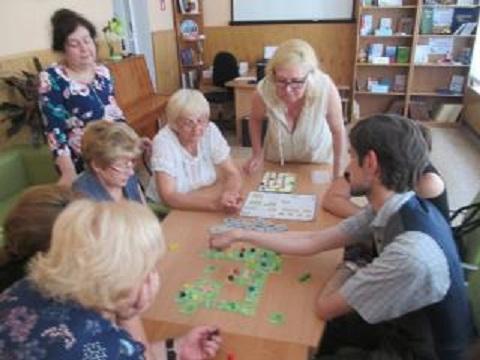 Библиотеки Каменского принимают участие в реализации молодежной политики Днепродзержинск