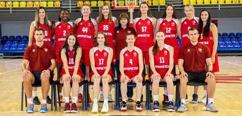 Каменские баскетболистки одержали две победы Днепродзержинск