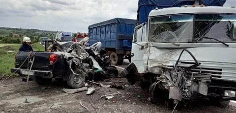 В Каменском районе в результате ДТП погиб водитель Днепродзержинск