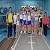 В Каменском прошло первенство города по прыжкам на акробатической дорожке