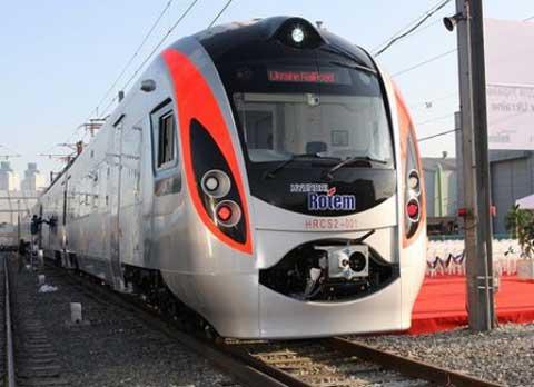 В Днепродзержинске скоростной поезд «Хюндай» насмерть сбил человека Днепродзержинск