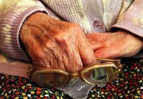 Курянин обворовал свою бабушку