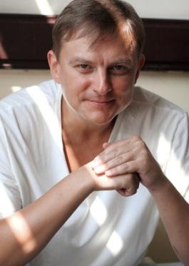 Режиссер каменского театра им. Леси Украинки стал заслуженным Днепродзержинск