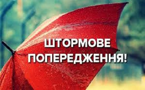 В Каменском ожидают сильные порывы ветра Днепродзержинск