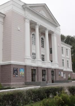 Новая сцена Днепродзержинск