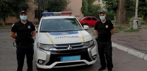 Правоохранители г. Каменское задержали грабителя  Днепродзержинск
