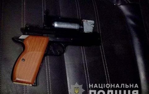 В Каменском задержали мужчину за стрельбу в сторону детей  Днепродзержинск