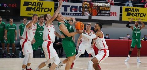 Игры баскетболистов в рамках Суперлиги перенесли в Каменское Днепродзержинск