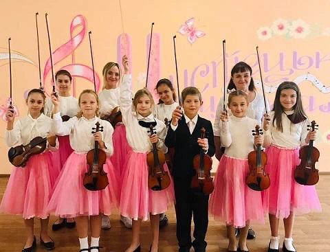 Воспитанники школы искусств № 2 г. Каменское стали лауреатами международного конкурса Днепродзержинск